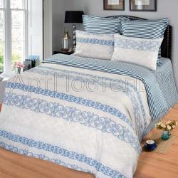 Купить постельное белье из сатина «Бали»