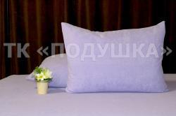Купить фиолетовые махровые наволочки на молнии в Казани