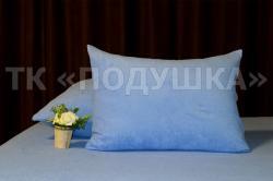 Купить синие махровые наволочки на молнии в Казани