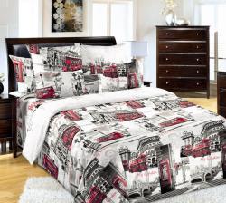 Купить постельное белье из бязи «Лондон 1» в Казани