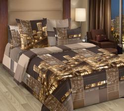 Купить постельное белье из бязи «Сити 4» в Казани