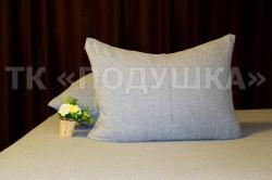 Купить серые махровые наволочки на молнии в Казани