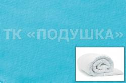 Купить голубой трикотажный пододеяльник в Казани