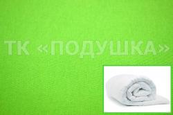 Купить салатовый трикотажный пододеяльник в Казани