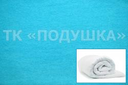 Купить бирюзовый махровый пододеяльник  в Казани