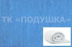 Купить голубой махровый пододеяльник  в Казани