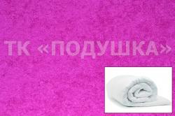 Купить фиолетовый махровый пододеяльник  в Казани